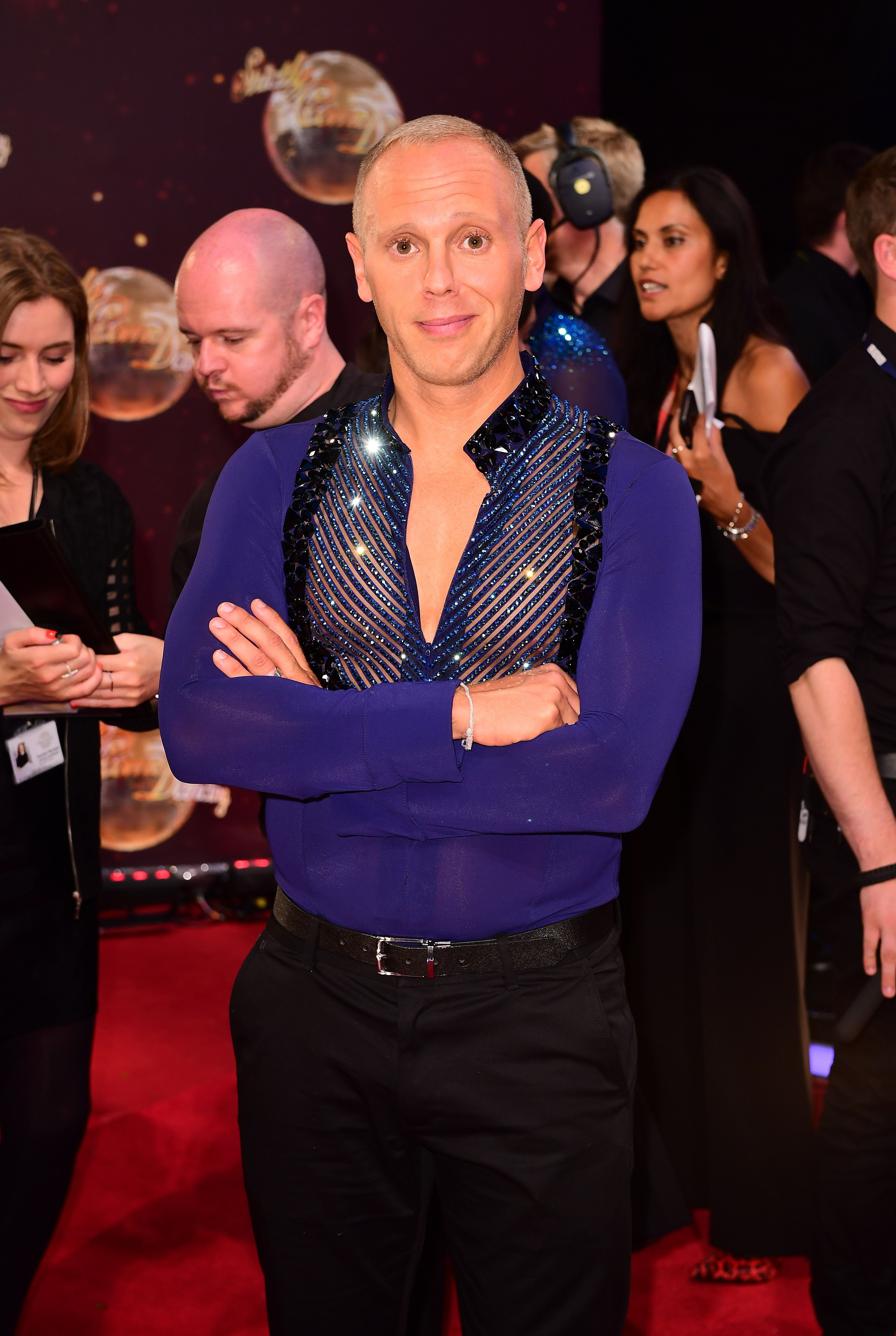 Judge Rinder Weighs In On 'Strictly Come Dancing' Same-Sex Partners