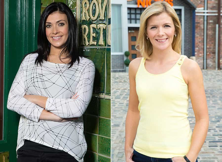 'Corrie' Spoiler! Kym Marsh Teases Possible Michelle Connor And Leanne Battersby
