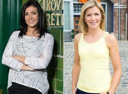 'Corrie' Spoiler! Kym Marsh Teases Possible Michelle Connor And Leanne Battersby Reconciliation