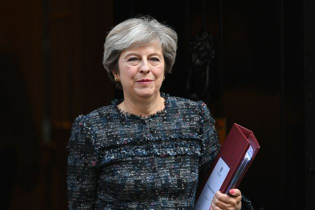 Theresa May is to meet internet companies on Wednesday. Policy Exchange said she should push them to...