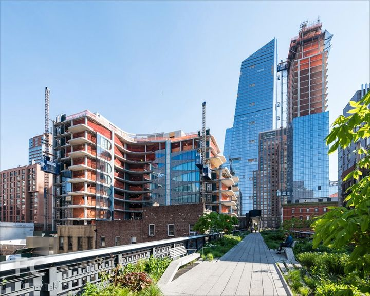 Zaha Hadid designed one of the latest buildings along New York's highline to be LEED silver certified. Meanwhile, apartments
