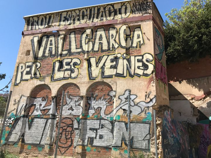 In some areas, like Barcelona's Vallcarca neighborhood, direct challenges of the growth agenda have been made by local reside