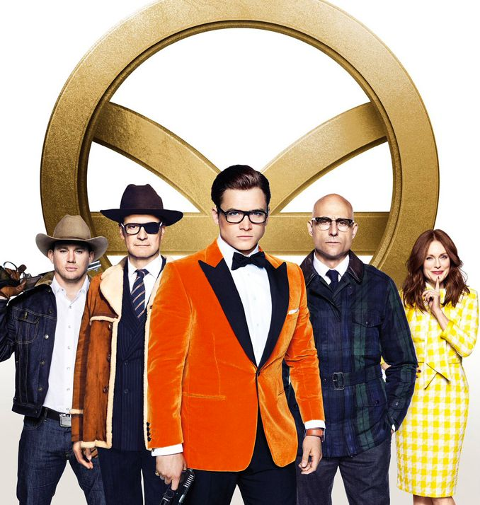 Don't Miss Our Live-Stream From The 'Kingsman: The Golden Circle'