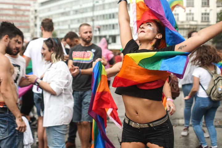 For LGBTQ people in Serbia, the fight for freedom goes on.