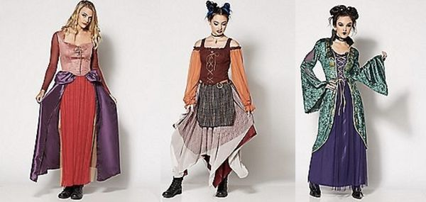 "Channel the Sanderson sisters this Halloween. Shop <a href=""https://www.spencersonline.com/product/movies-tv/movies/hocus-poc"