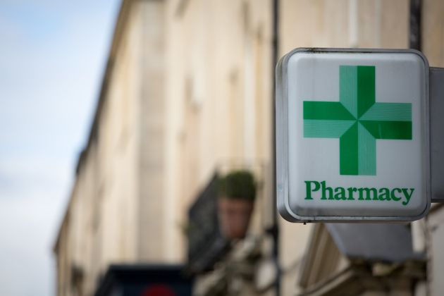 The budget for community pharmacies has been shaved year by