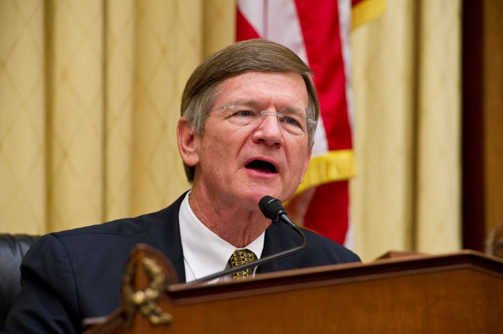 Rep. Lamar Smith (R-Texas) has a history of attacking federal climate scientists.
