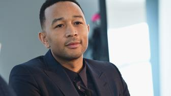 NEW YORK, NY - MAY 09:  Singer/Songwriter John Legend speaks onstage during the 4th Annual Town & Country Philanthropy Summit at Hearst Tower on May 9, 2017 in New York City.  (Photo by Bryan Bedder/Getty Images for Town & Country)