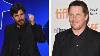 Christian Bale is the latest actor to gain weight for a role