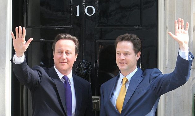 Nick Clegg Accuses Labour Of 'Demonising