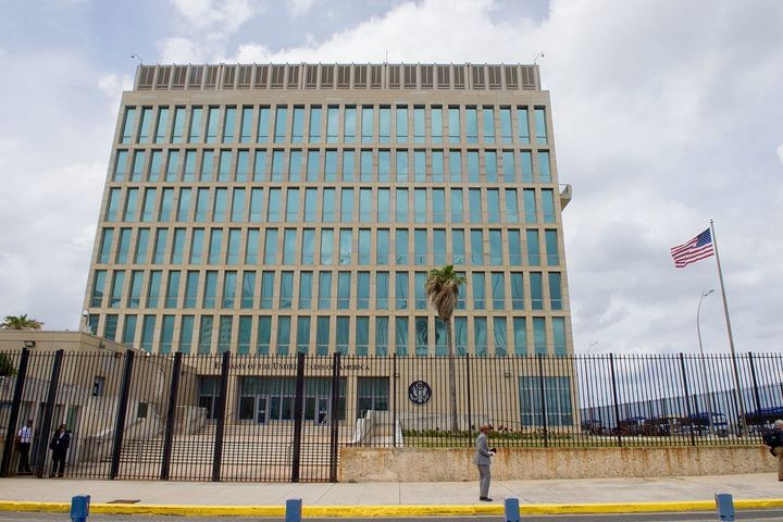 U.S. Embassy, Havana, Cuba