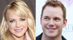 Chris Pratt Said Something Really Nice About Anna Faris At The