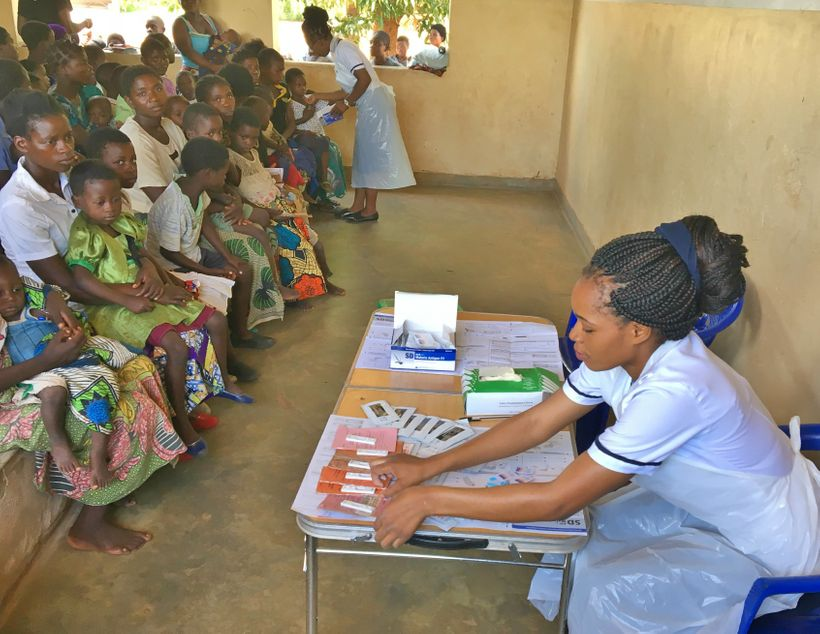 GAIA operates mobile health clinics in rural, remote regions of southern Malawi, bringing primary care and HIV testing,