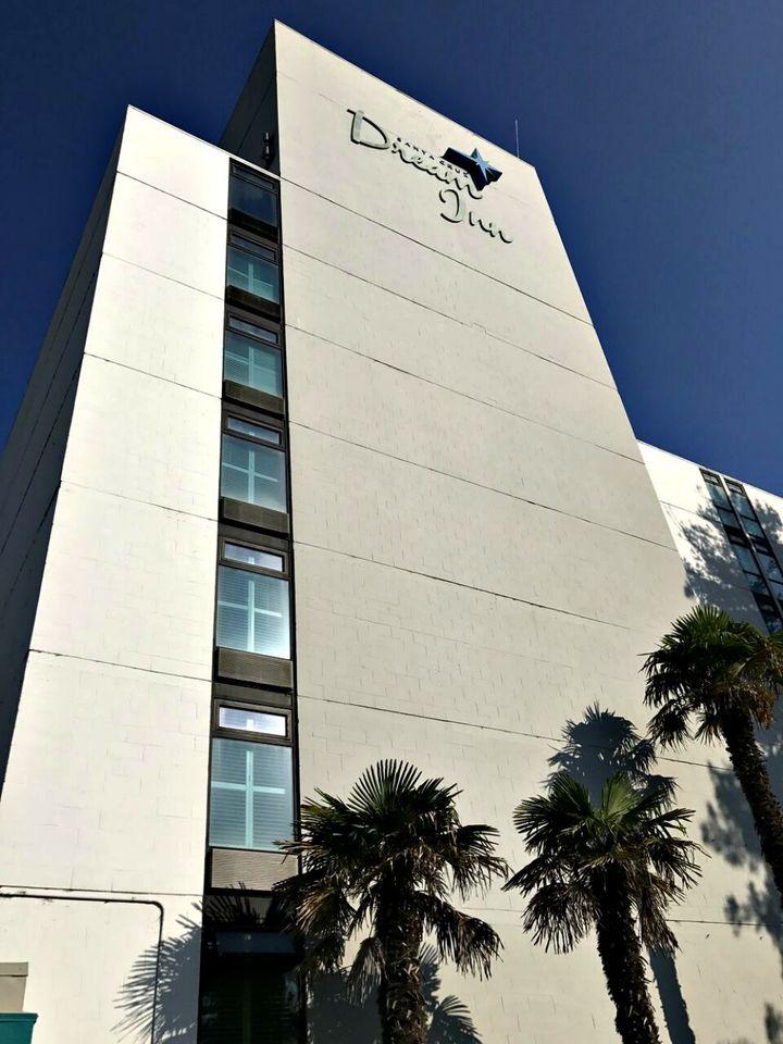 <p>Santa Cruz Dream Inn 175 W Cliff Dr Santa Cruz, CA </p>