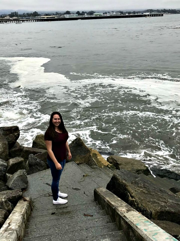 <p>Cowell Beach with the Santa Cruz Wharf in the background.</p>