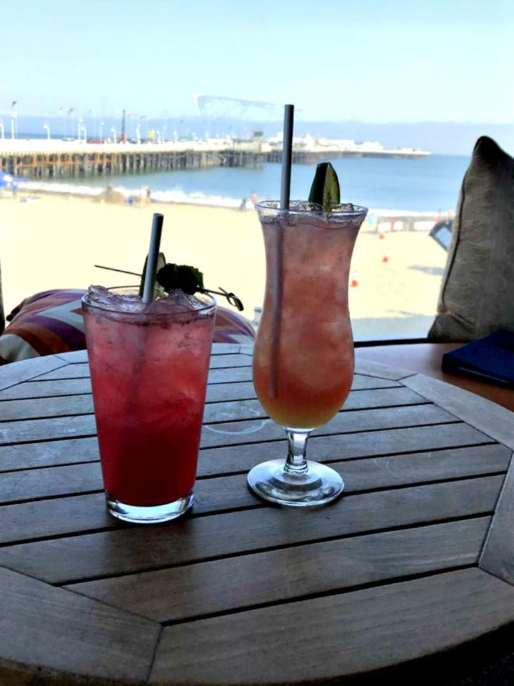 <p>Cocktails from Jack O'Neill Lounge</p>