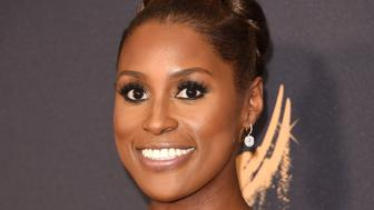 LOS ANGELES, CA - SEPTEMBER 17:  Actor Issa Rae attends the 69th Annual Primetime Emmy Awards at Microsoft Theater on September 17, 2017 in Los Angeles, California.  (Photo by J. Merritt/Getty Images)