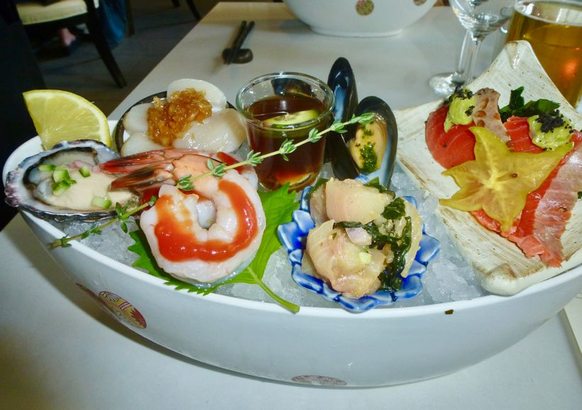 Coal Harbour Platter
