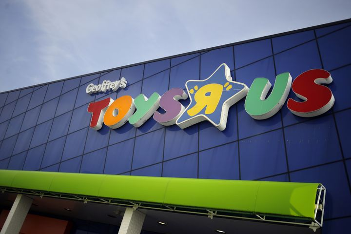 Toys R Us has set up a website to explain what the bankruptcy filing will mean for consumers.