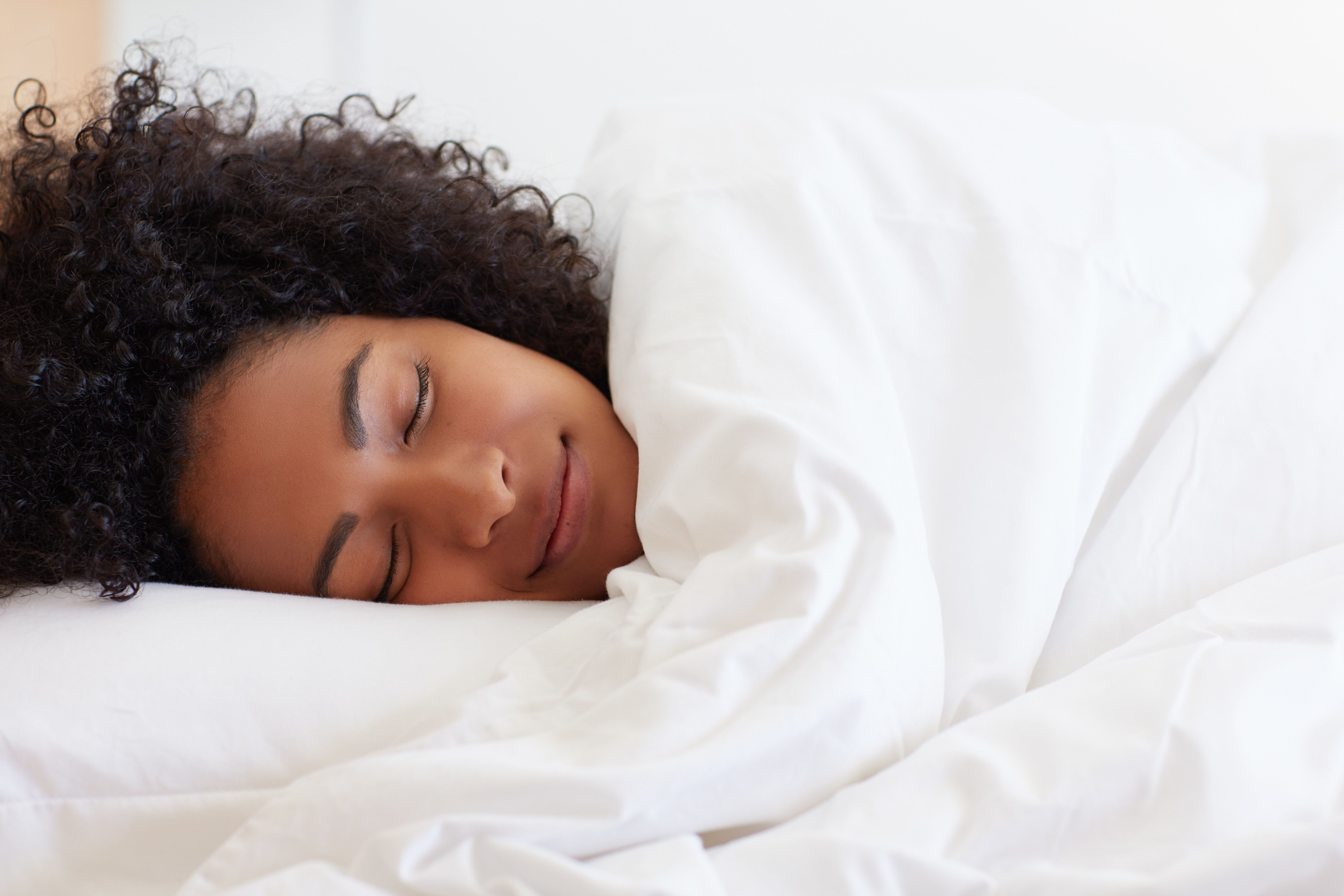Good Night's Sleep Makes Us Happier Than A 50% Pay