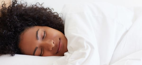 Good Night's Sleep Makes Us Happier Than A 50% Pay Rise, Apparently