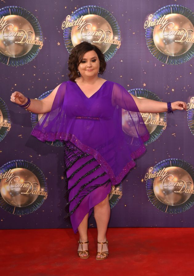 Susan Calman will be dancing with Kevin