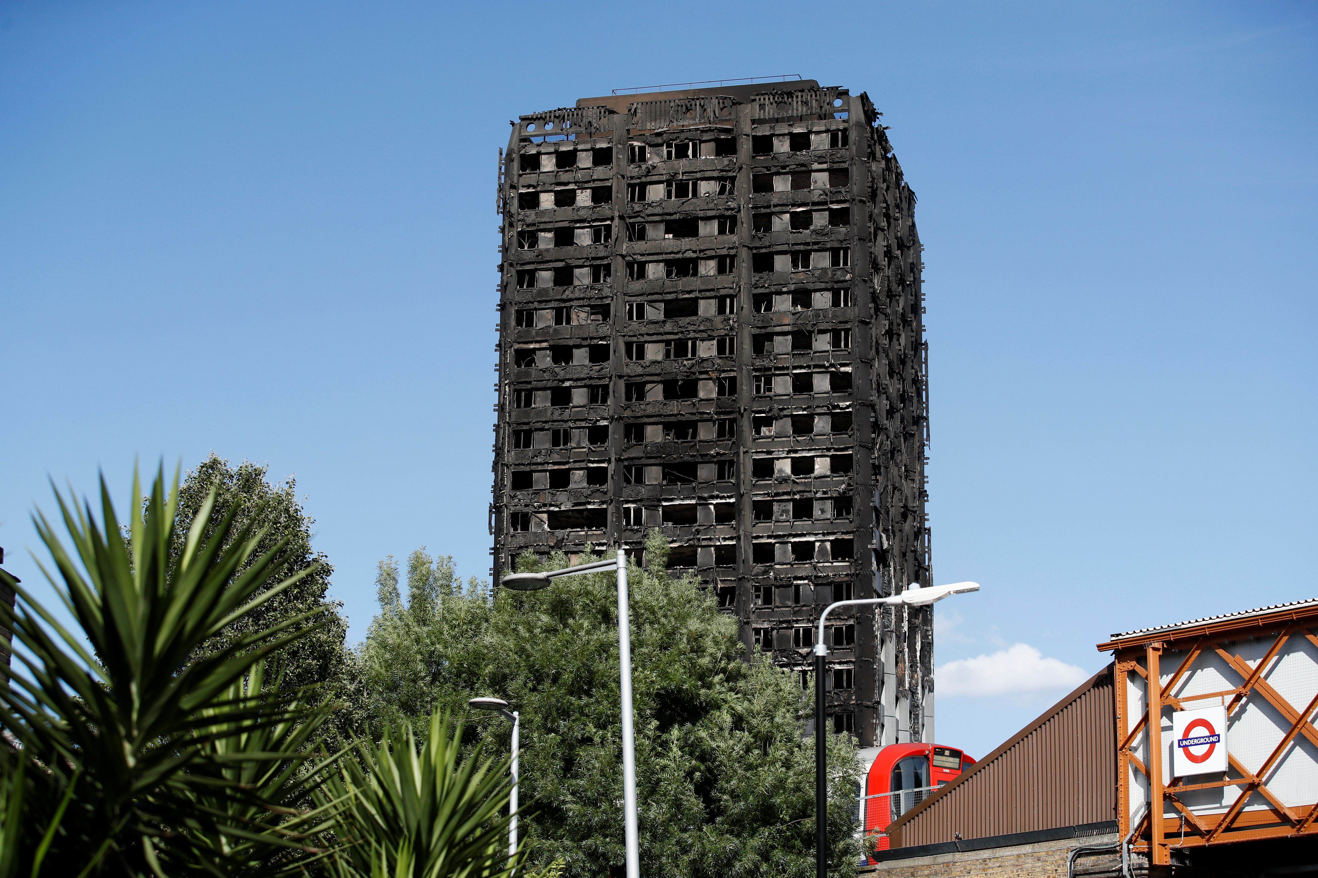 Police have revealed they may consider individual manslaughter charges in Grenfell Tower blaze