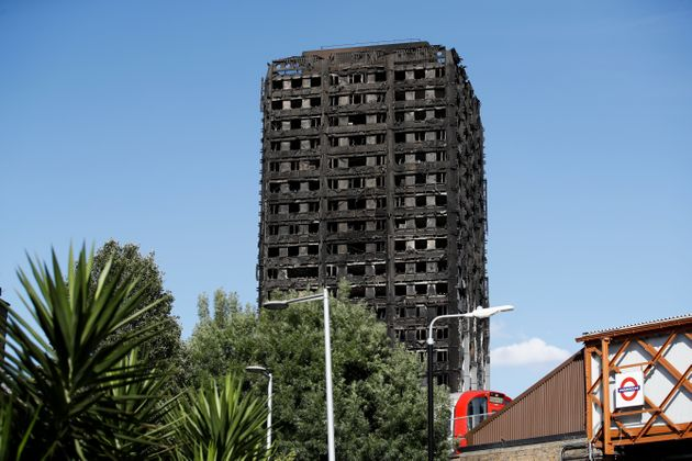 Some 80 people died in the blaze on June