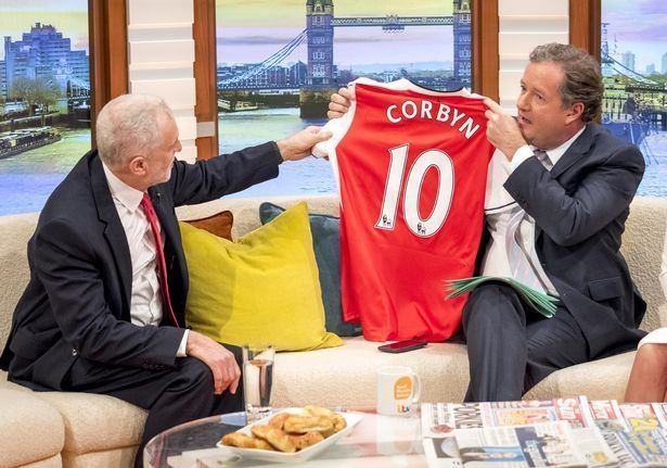 Piers Morgan Is Livid Jeremy Corbyn Spoke Spanish In Front Of