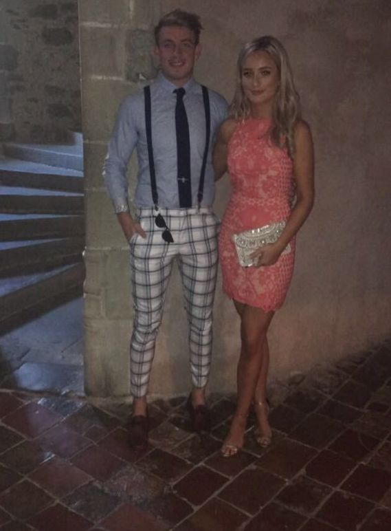 Laoise said she was 'really disappointed' in Ryanair after they cancelled her flights