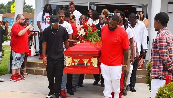 Thousands attended a funeral for Jamel Dunn, a Florida man who drowned in a pond while teens recorded and mocked him. Lawmake