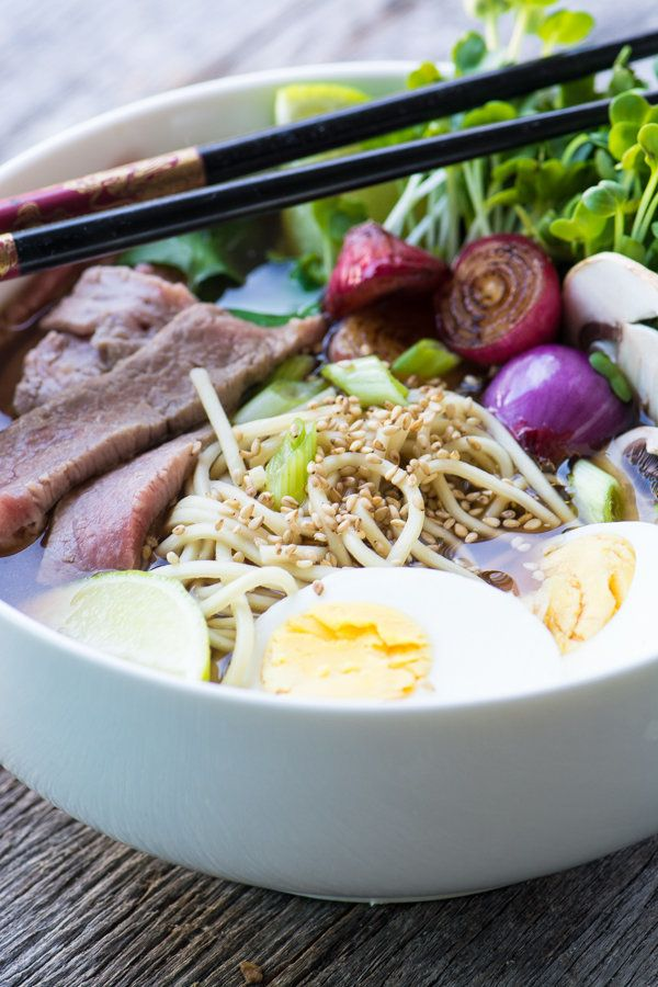 "<strong>Get the <a href=""https://theviewfromgreatisland.com/slow-cooker-pho-recipe/"" target=""_blank"">Easy Slow Cooker Pho rec"