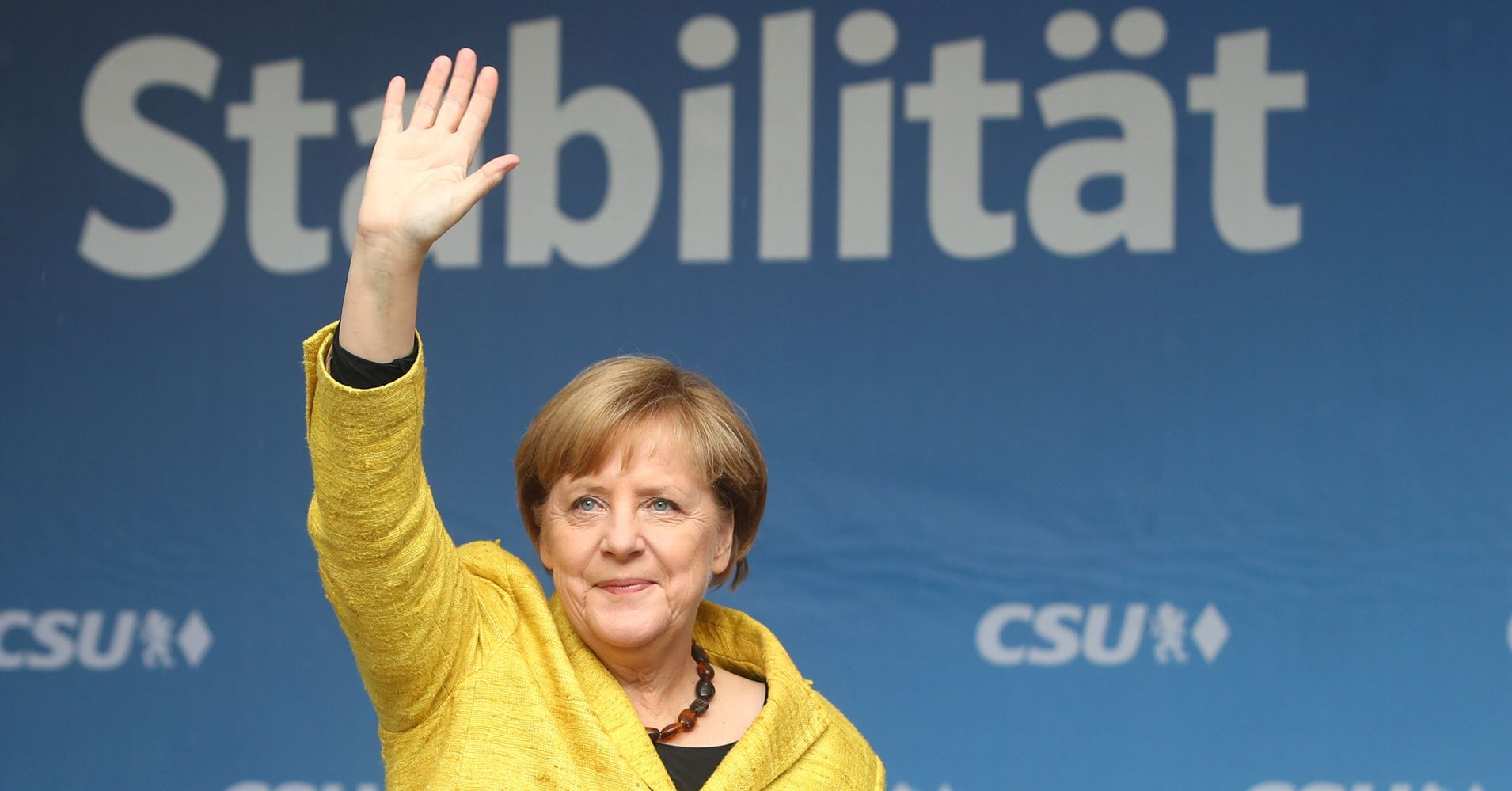 Merkel Wins Fourth Term As Chancellor In German Election