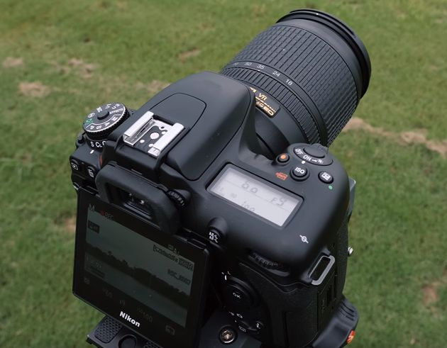 Nikon D7500 Hands On Review | HuffPost