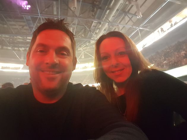 Paul's honeymoon with his wife Sam has been 'dampened' by Ryanair's