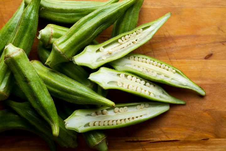 How To Make Okra Less Slimy The Secret Lies In Speed Huffpost
