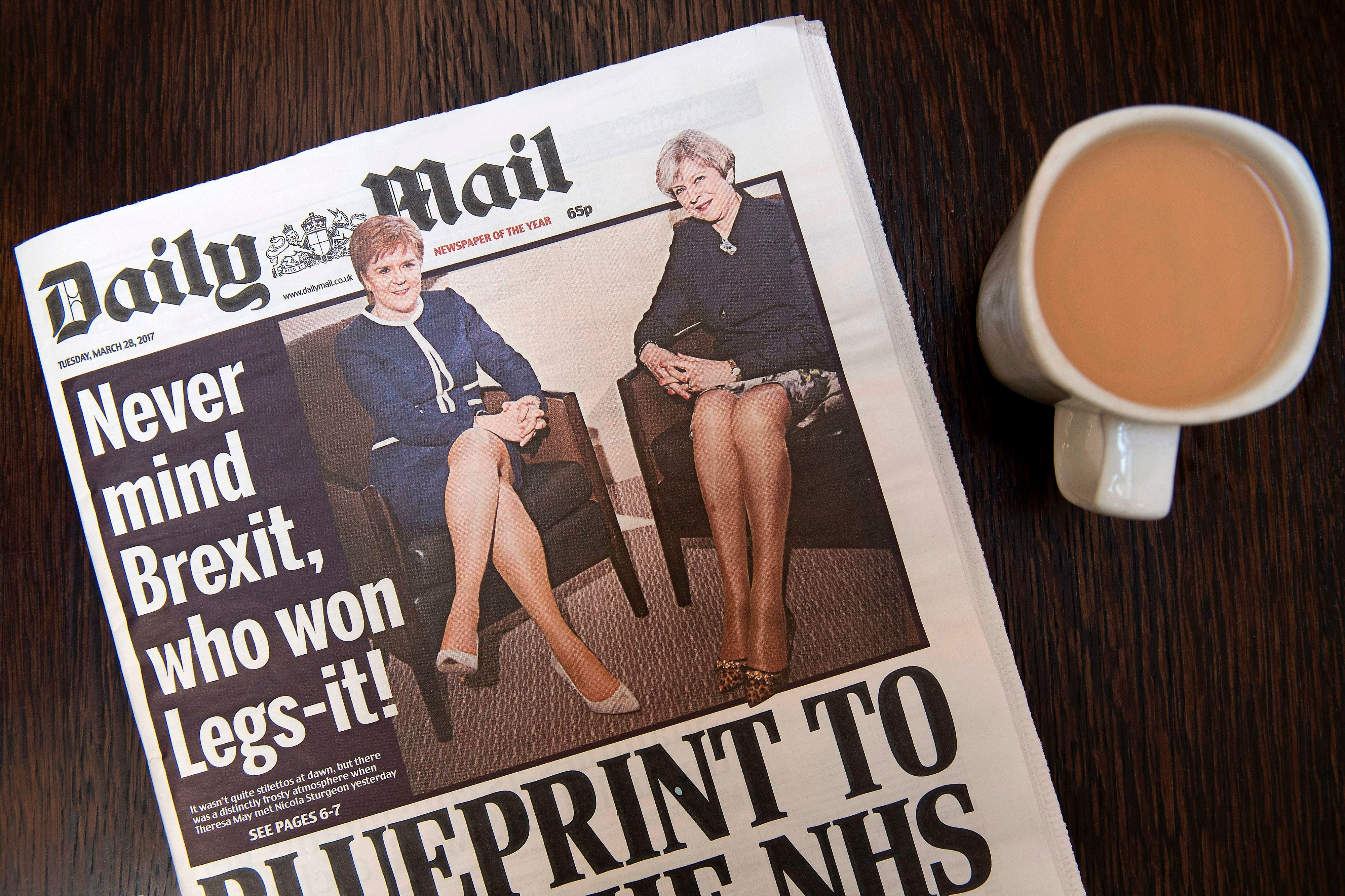 Scarcity Of Women In Newspaper Journalism Laid Bare In Startling New