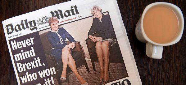 Scarcity Of Women In Newspaper Journalism Laid Bare In Startling New Report