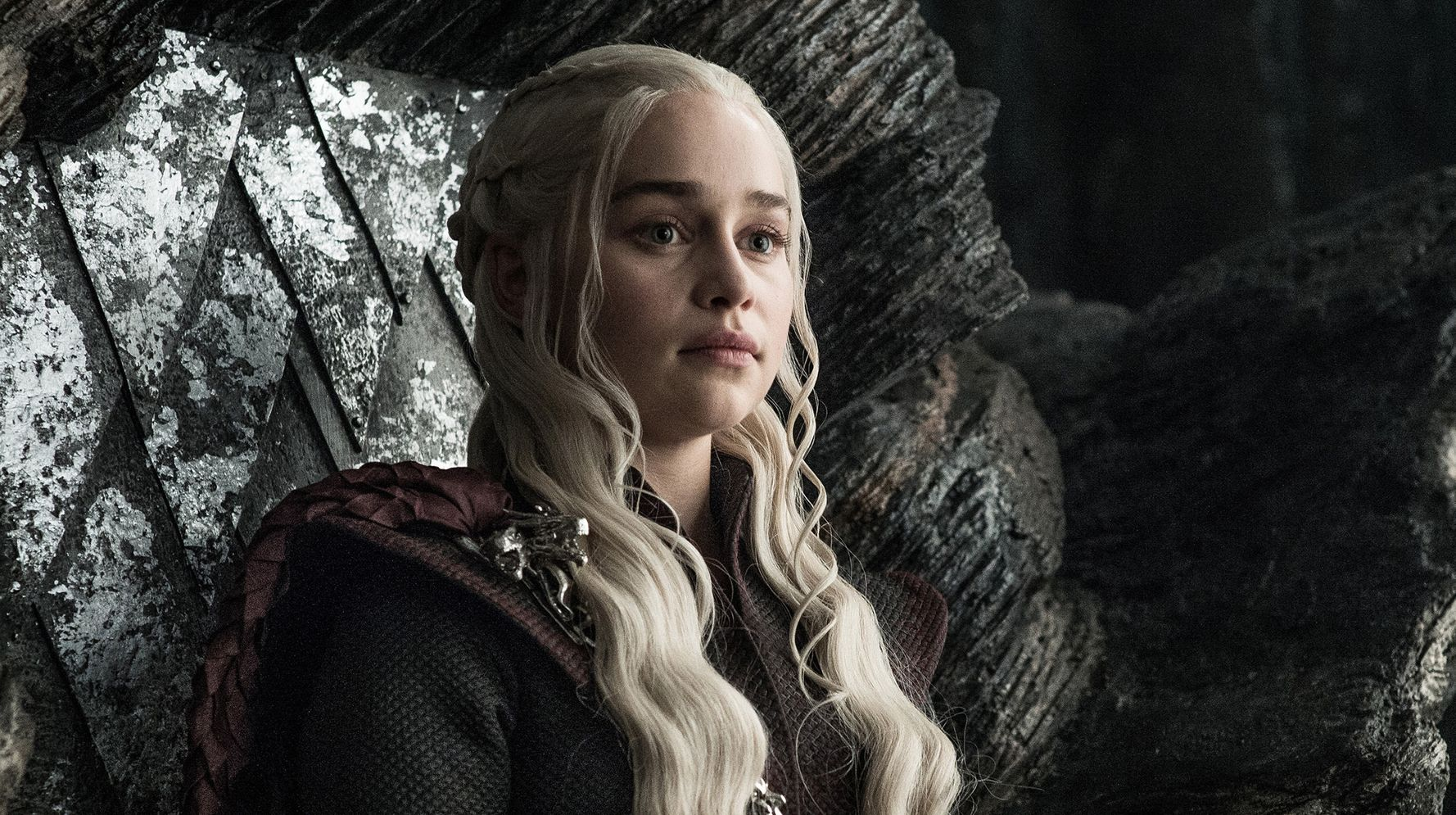 Emilia Clarke S New Hair Is Giving Us Game Of Thrones