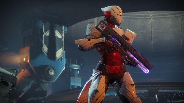 Destiny almost became defined by your constant search for more outrageous weapons or