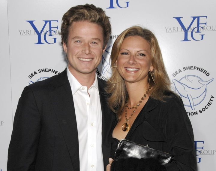 Billy Bush and Sydney Davis no more together