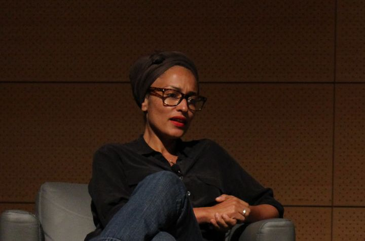 Zadie Smith in discussion with Jia Tolentino on September 18.