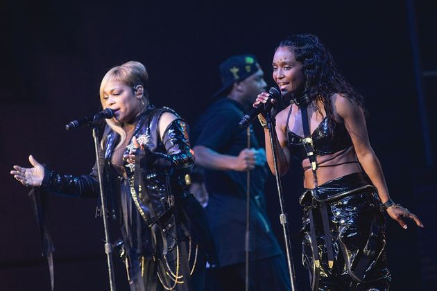 Tionne 'T-Boz' Watkins On The Promise She Kept For Lisa 'Left Eye'