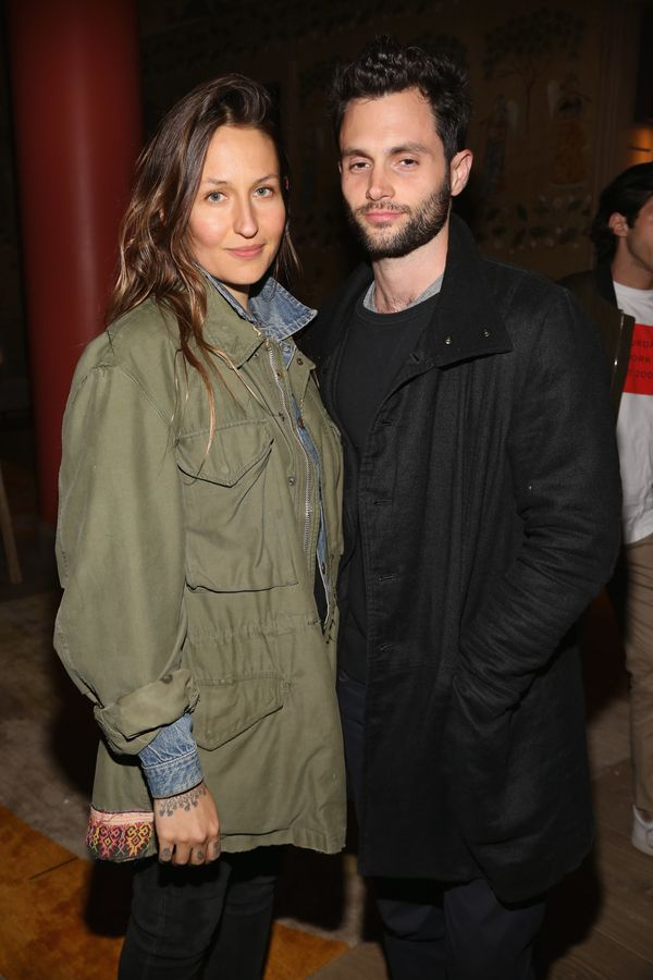 Pictured with Domino Kirke.