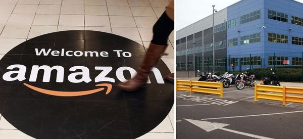 Staff At Flagship Amazon Site Take Home Less Than Minimum Wage After Paying Bus 'Benefit'