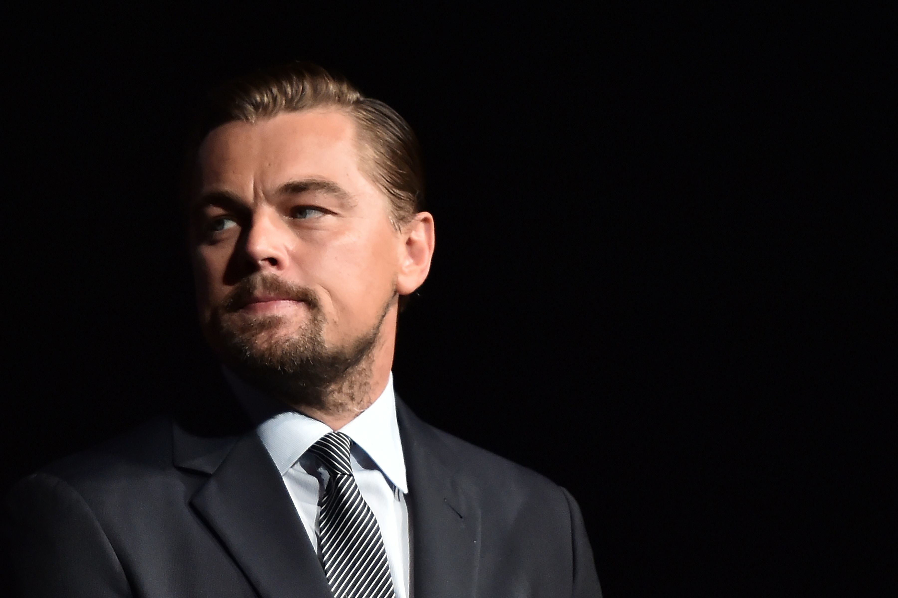 Hurricanes A 'Global Wake-Up Call': DiCaprio Rips Trump Over Climate