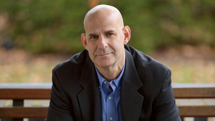 "Harlan Coben, author of ""The Five"""