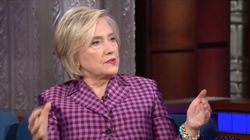 Hillary Clinton Tears Into Trump's 'Dark And Dangerous' UN