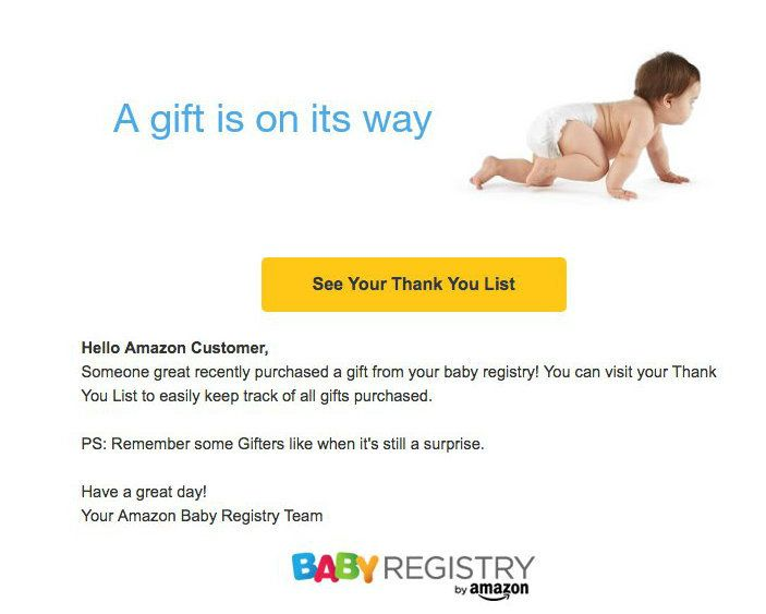 Surprise! Amazon Seems To Think You're Pregnant | HuffPost