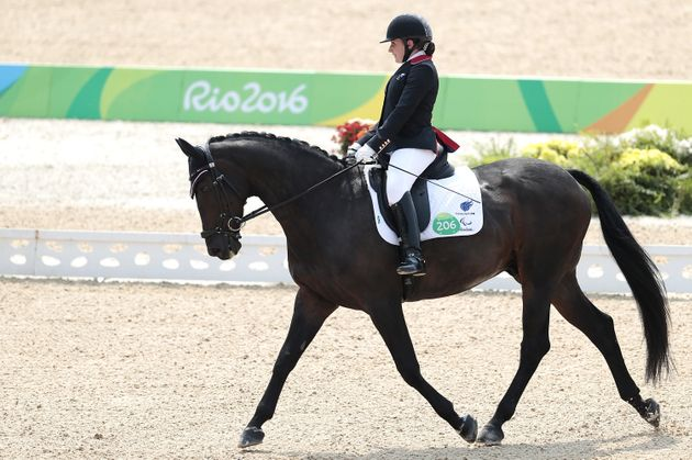 Fit Fix: Dressage Champion Natasha Baker On Inspiring The Next Generation Of Paralympic